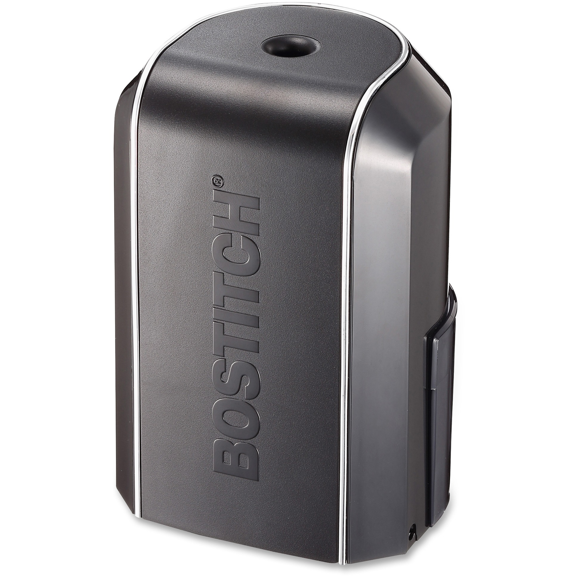 Stanley Bostitch Vertical Electric Pencil Sharpener, Black, 1-Count
