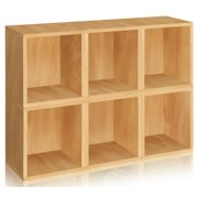 Storage Cube Plus in Natural - Set of 6