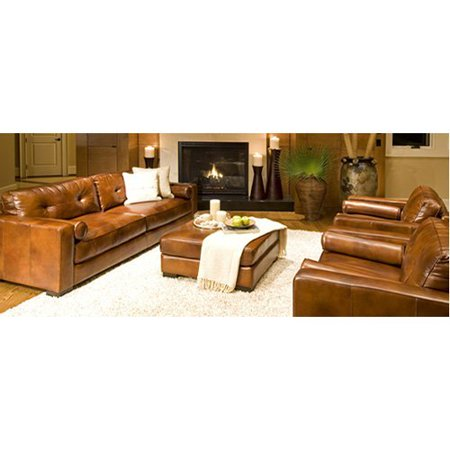 Magnificent Elements Soho 4 Top Grain Leather Collection Recommended Item
