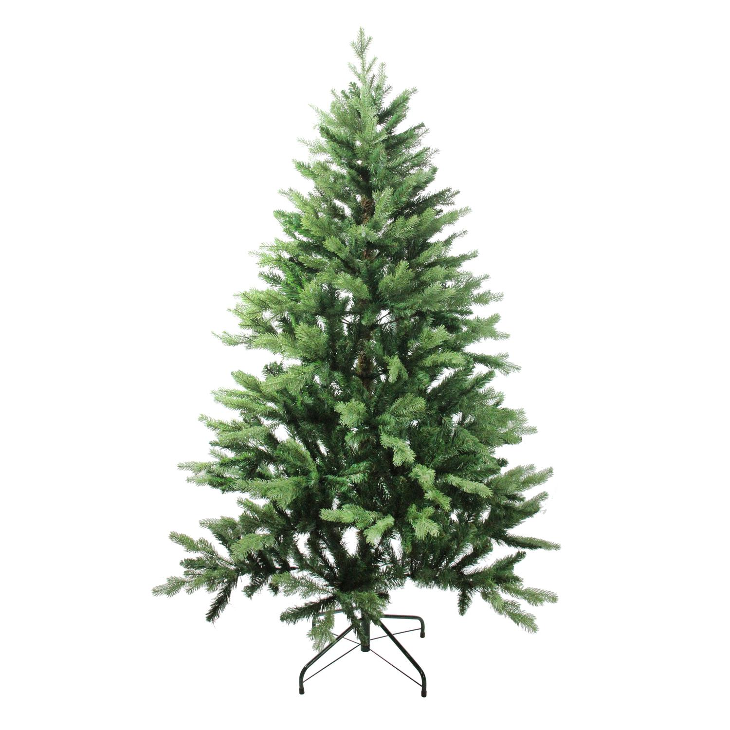 7' Mixed Coniferous Pine Artificial Christmas Tree - Unlit - image 2 of 2