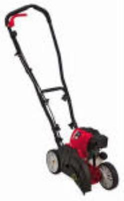 Troy-Bilt 29 cc 4 Cycle Gas Edger No Gas Oil Mix Electric Start Capabl by