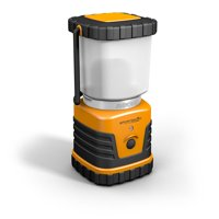 SE3DLNOR Sportsman 240 Lumen 3D LED Lantern, Orange, 4-watt LEDs last 100,000 hours and never need replacin By Rayovac