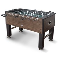 Classic Sport Premier Cup II Foosball Table – Brown – Official Competition Size