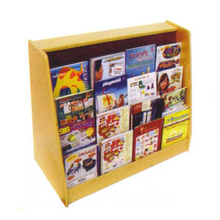 A Child Supply Book Display Easel Shelf