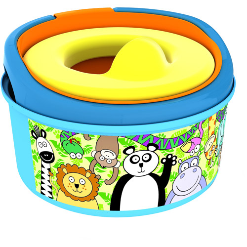 The First Years Zoo Fun! 3-Stage Potty System