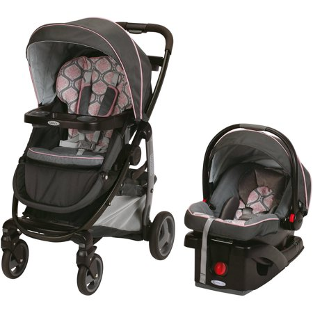 Graco Modes Click Connect Travel System Stroller Francesca Video