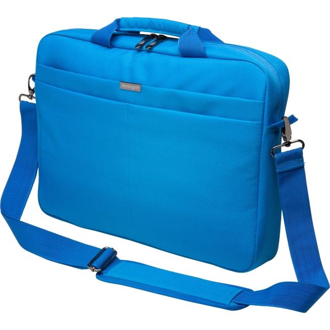 "Kensington K98606WW Carrying Case (Sleeve) for 14.4"" Notebook, Ultrabook - Blue"