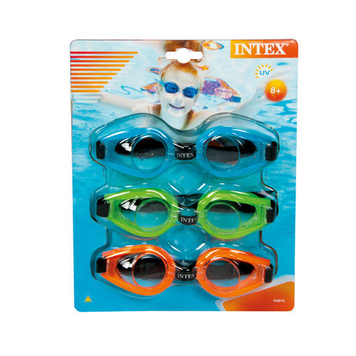 Intex Play Goggles (Set of 3)