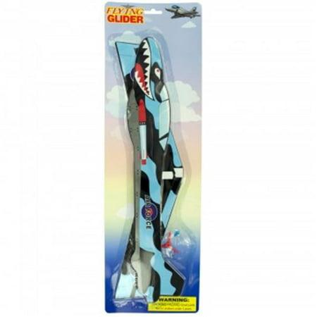 Bulk Buys OS185-72 Flying Foam Glider - 72 Piece ()
