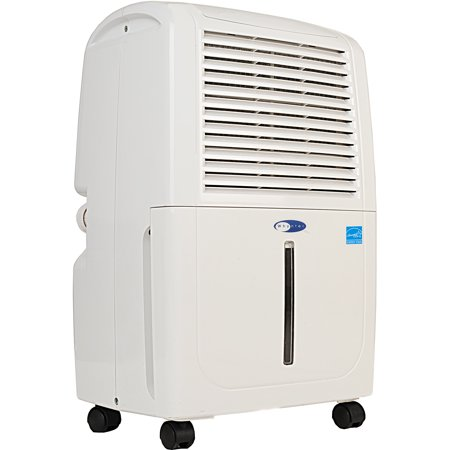 Whynter Energy Star 30-Pint Portable Dehumidifier, White