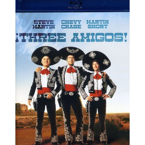 Three Amigos (Blu-ray) (Widescreen)