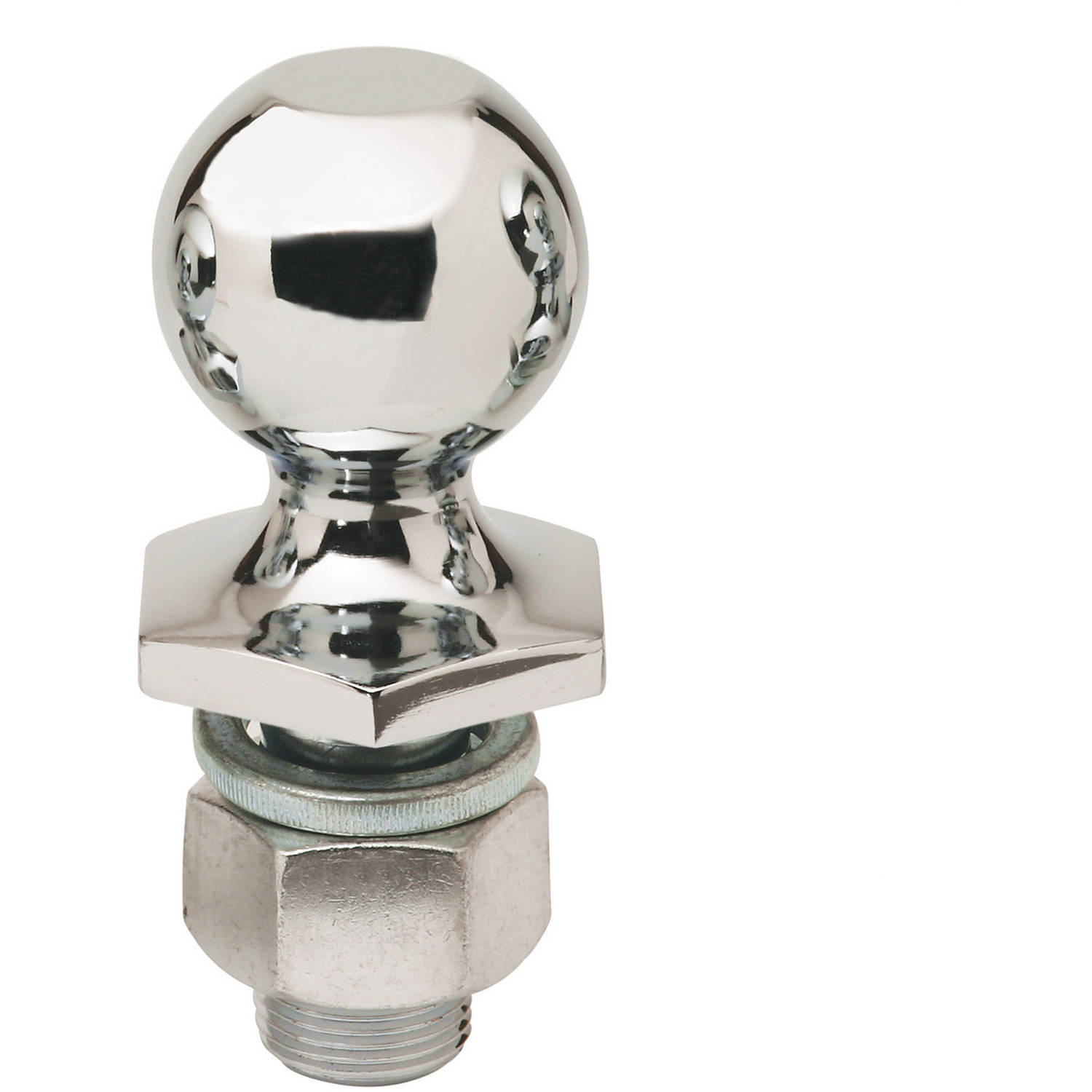 "REESE Towpower 2"" Chrome Interlock Hitch Ball, Model# 7022220"