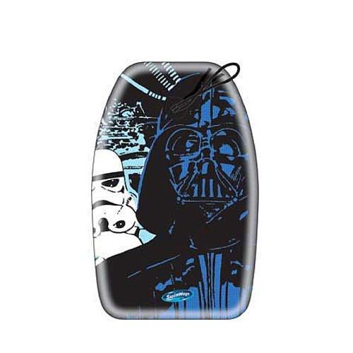 Swimways 27'' Body Board with Swim Leash Star Wars by
