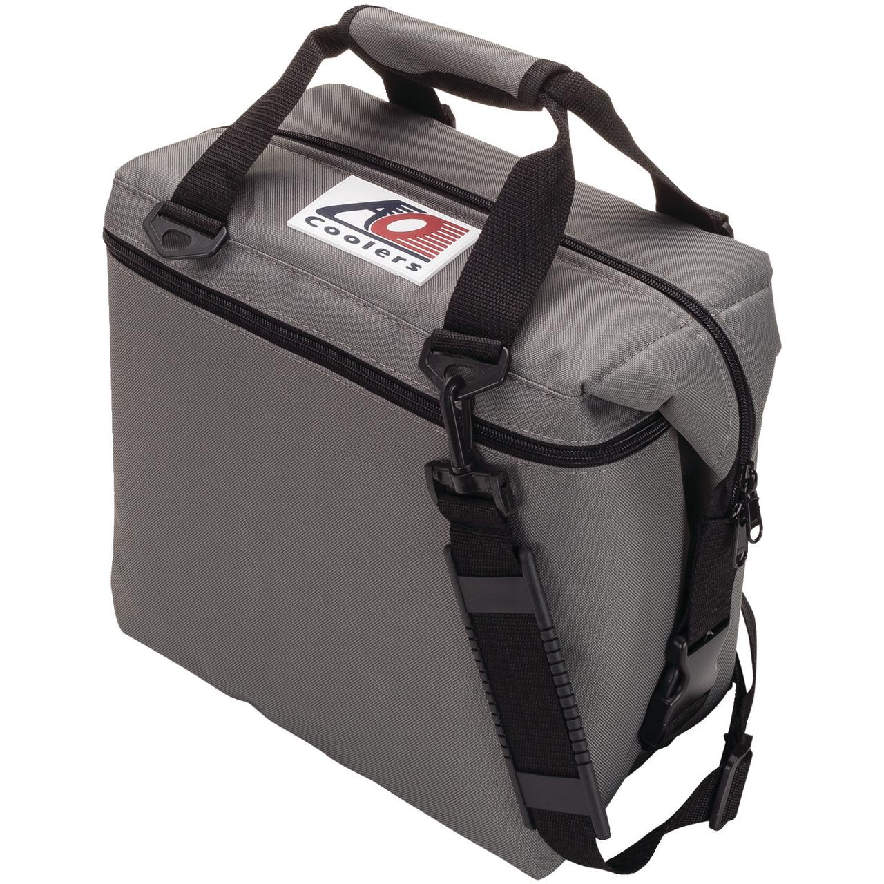 AO Coolers Canvas Soft Cooler with High Density Insulation