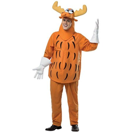 Dreamworks Bullwinkle Adult - Dreamworks Costumes