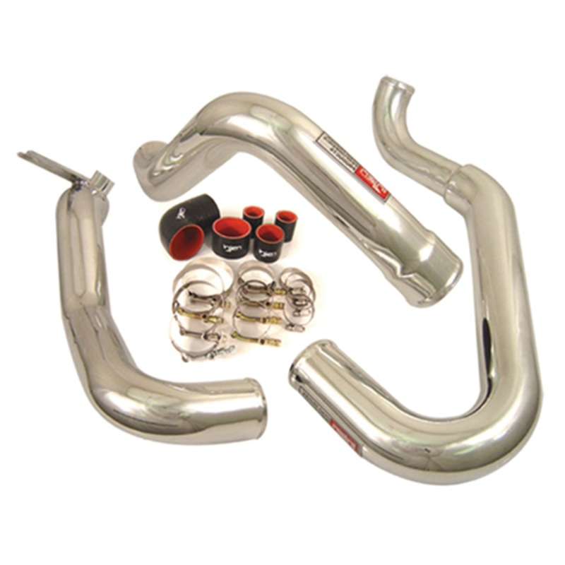 Injen 03-06 Evo 8/9/MR Intercooler Pipe Kit (Will Not Work w/ Factory Air Box)