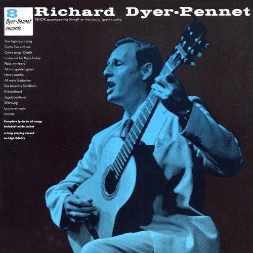 Richard Dyer-Bennet - Vol. 8-Richard Dyer-Bennet [CD]