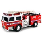 Super Express Fire Electric RC Truck RTR w/ Extending Crane