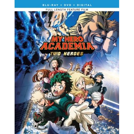 My Hero Academia: Two Heroes (Blu-ray) for $<!---->
