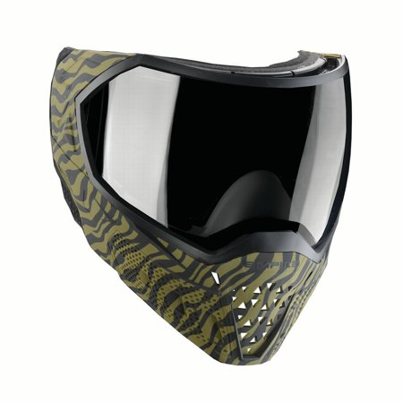 Thermal Paintball Lens (Empire EVS Thermal Paintball Goggles - LE Tiger Stripe - With Clear)