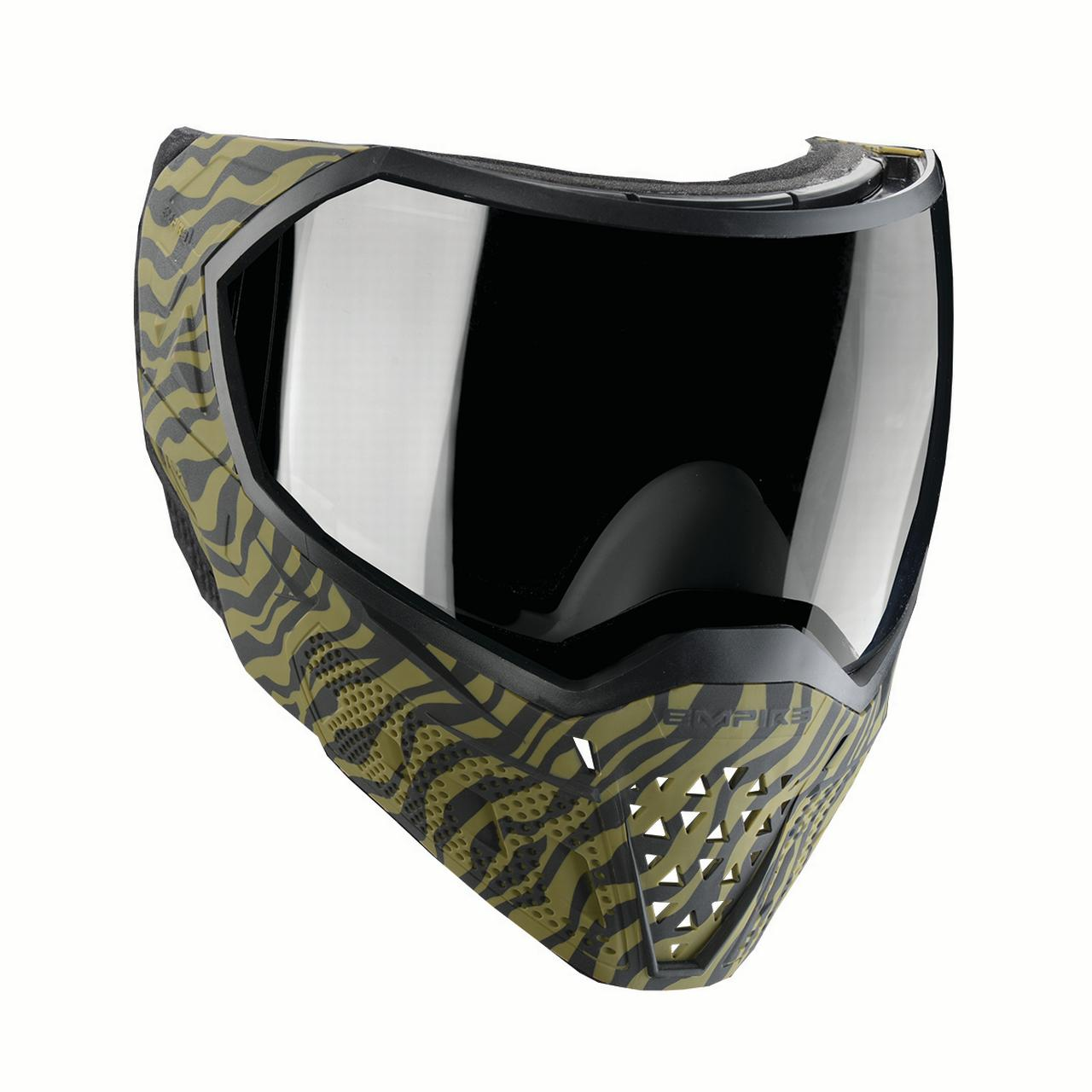 Empire EVS Thermal Paintball Goggles - LE Tiger Stripe - With Clear Lens