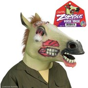 Accoutrements Zombie Horse Mask Halloween Accessory