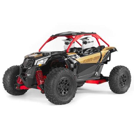 Axial 1/18 Yeti Jr. Can-Am Maverick 4WD Brushed RTR, AXI90069