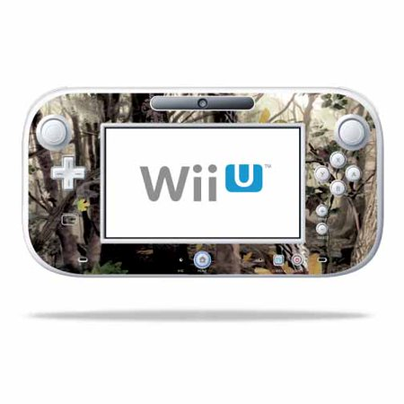 Skin Decal Wrap for Nintendo Wii U GamePad Controller Desert Camo