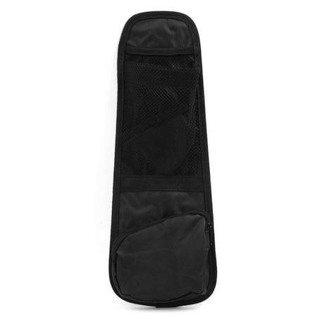 Universal Auto Car Side Multi Pocket Seat Organizer Storage Bag Black - image 1 de 1