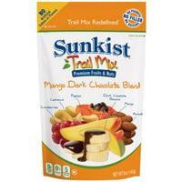Sunkist Mango Dark Chocolate Premium Fruit & Nut Trail Mix, 5 oz