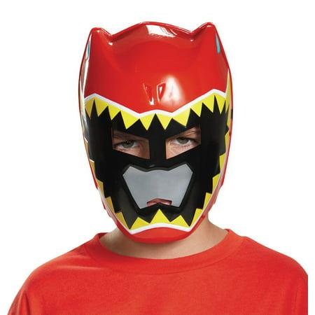 Power Ranger Dino Charge Vacuform - Ranger Mask