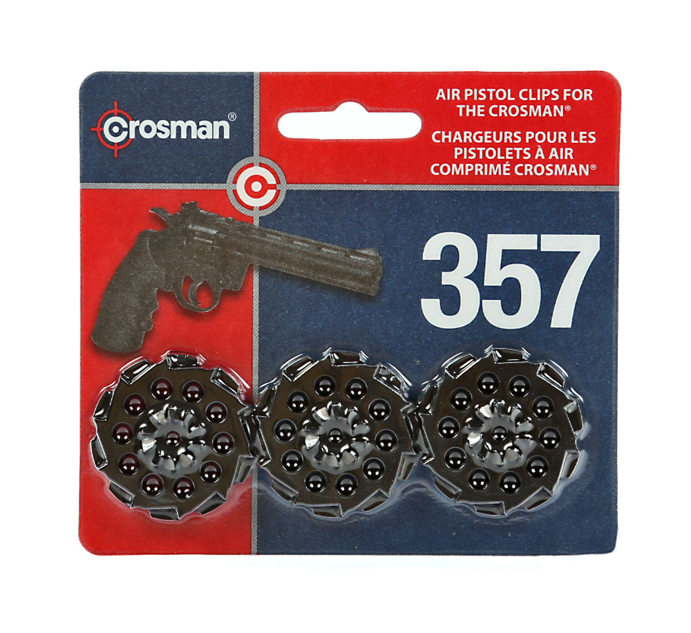 Crosman Spare Clips for 3576W 407T by Crosman