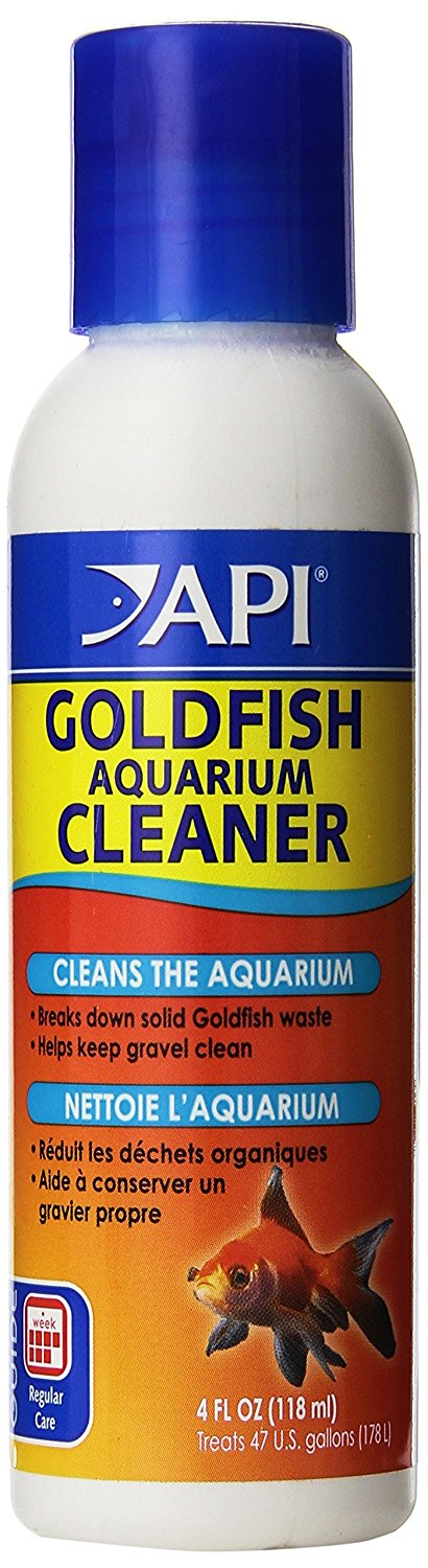 Goldfish Aquarium Cleaner, Simplifies the chore of maintaining goldfish By API by