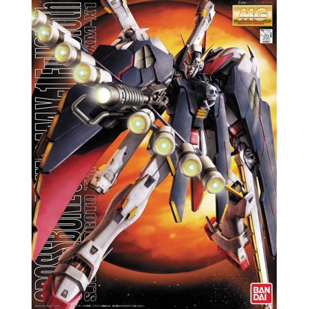 Bandai Hobby Crossbone Gundam  X-1 Full Cloth MG 1/100 Model