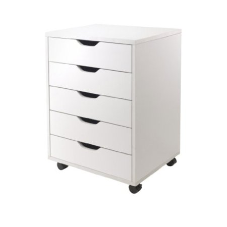 Winsome Halifax Cabinet for ClosetOffice, 5 Drawers, - Small Drawer Cabinet