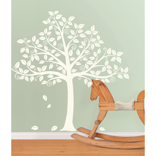 WallPops Silhouette Tree Wall Art Kit