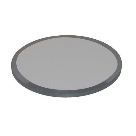 Grey Glass Table Top, 18