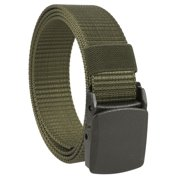 Gelante Military Tactical belt with Nickel Free Plastic Buckle