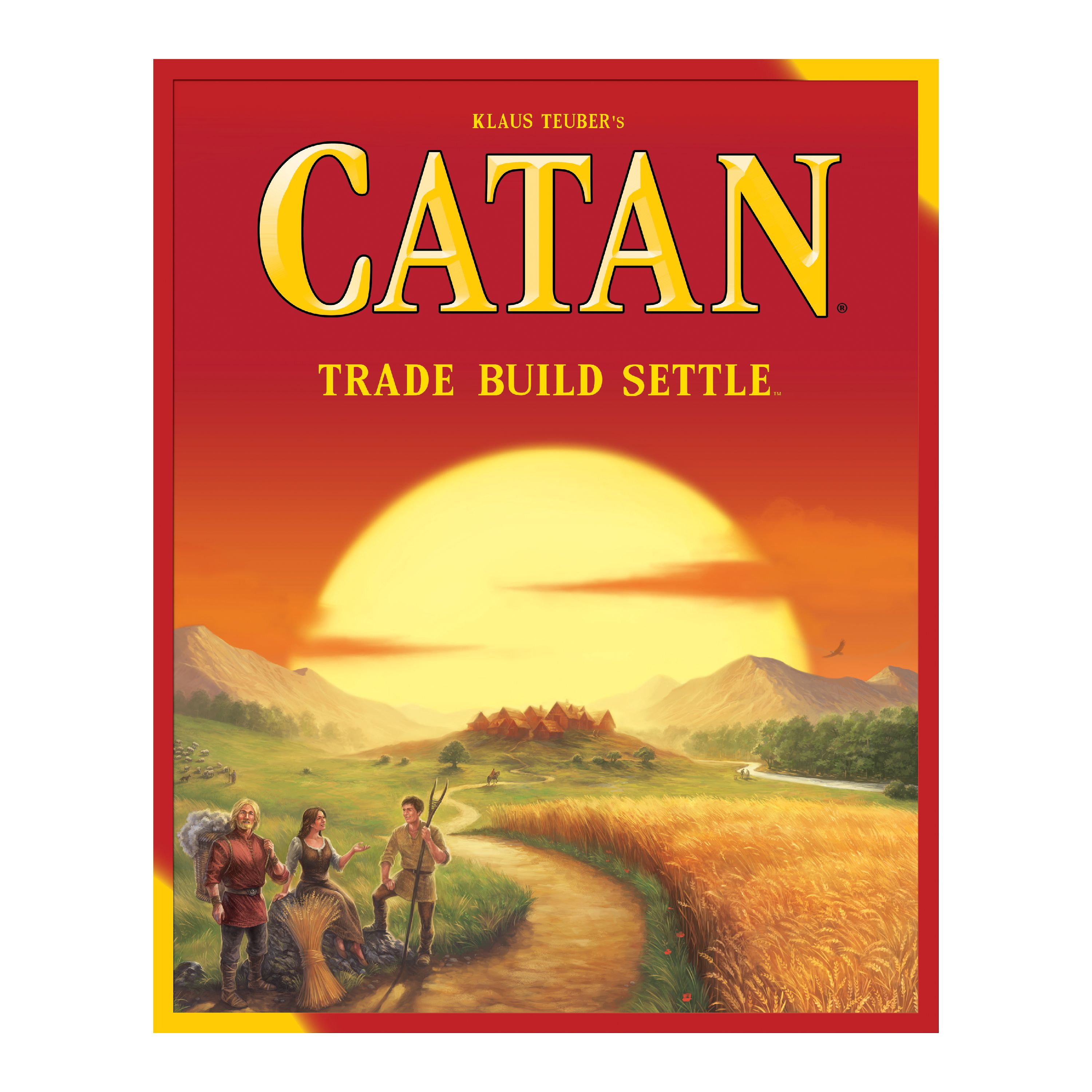 Catan Strategy Board Game 5th Edition Printed Circuit Repairs By Rochester Industrial Services Inc