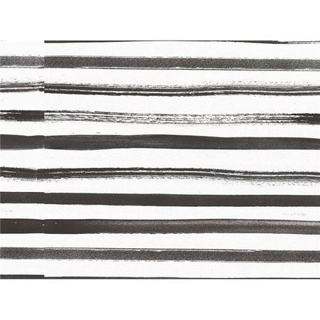 Kaisercraft SA283 Stripes - Ring Album, 12 x 12 in.