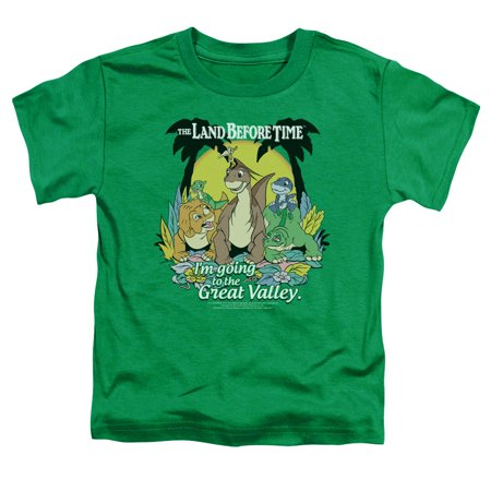 - Land Before Time Great Valley Little Boys Shirt