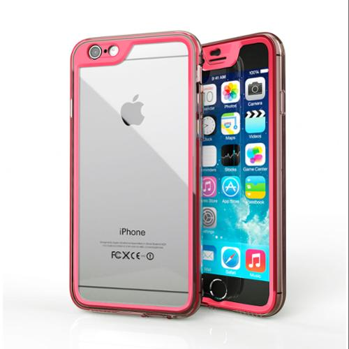 iPhone 6s Case, Gelledge Premium Hybrid PC / TPU Protective Full Body Case Cover for Apple iPhone 6 / 6s (2015)
