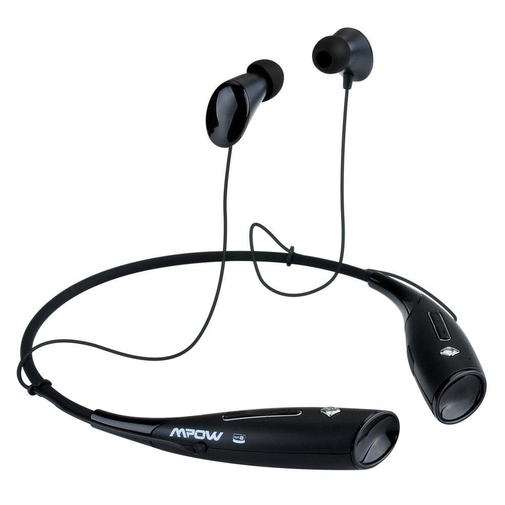 Mpow Pisces Bluetooth 40edr Wireless Headphones Universal Apt X