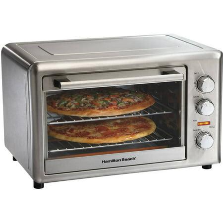 Hamilton Beach Kitchen Countertop Convection Oven | Model# 31103D (Countertop Ovens Convection)