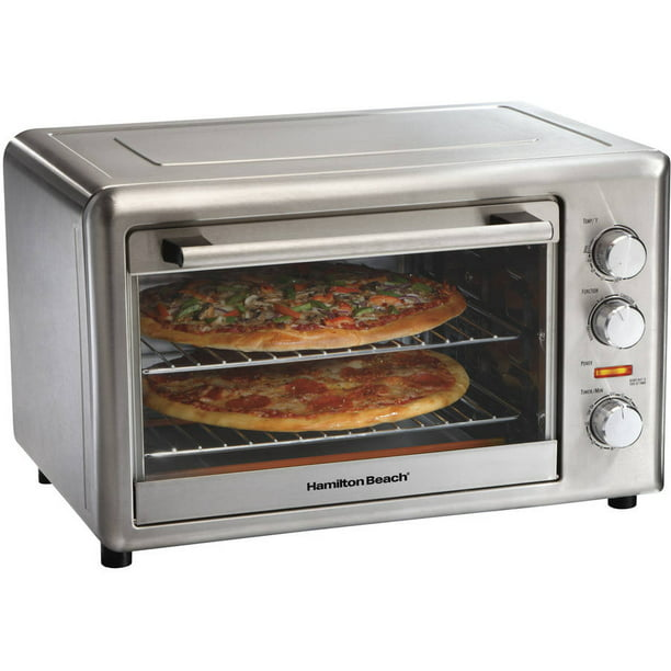 Hamilton Beach Kitchen Countertop Convection Oven | Model# 31103D