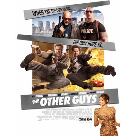 The Other Guys - movie POSTER (Style B) (11