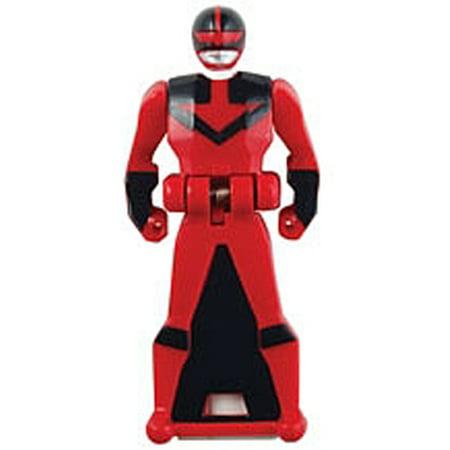 Power Rangers Super Megaforce Red Time Force Ranger Key 2.5