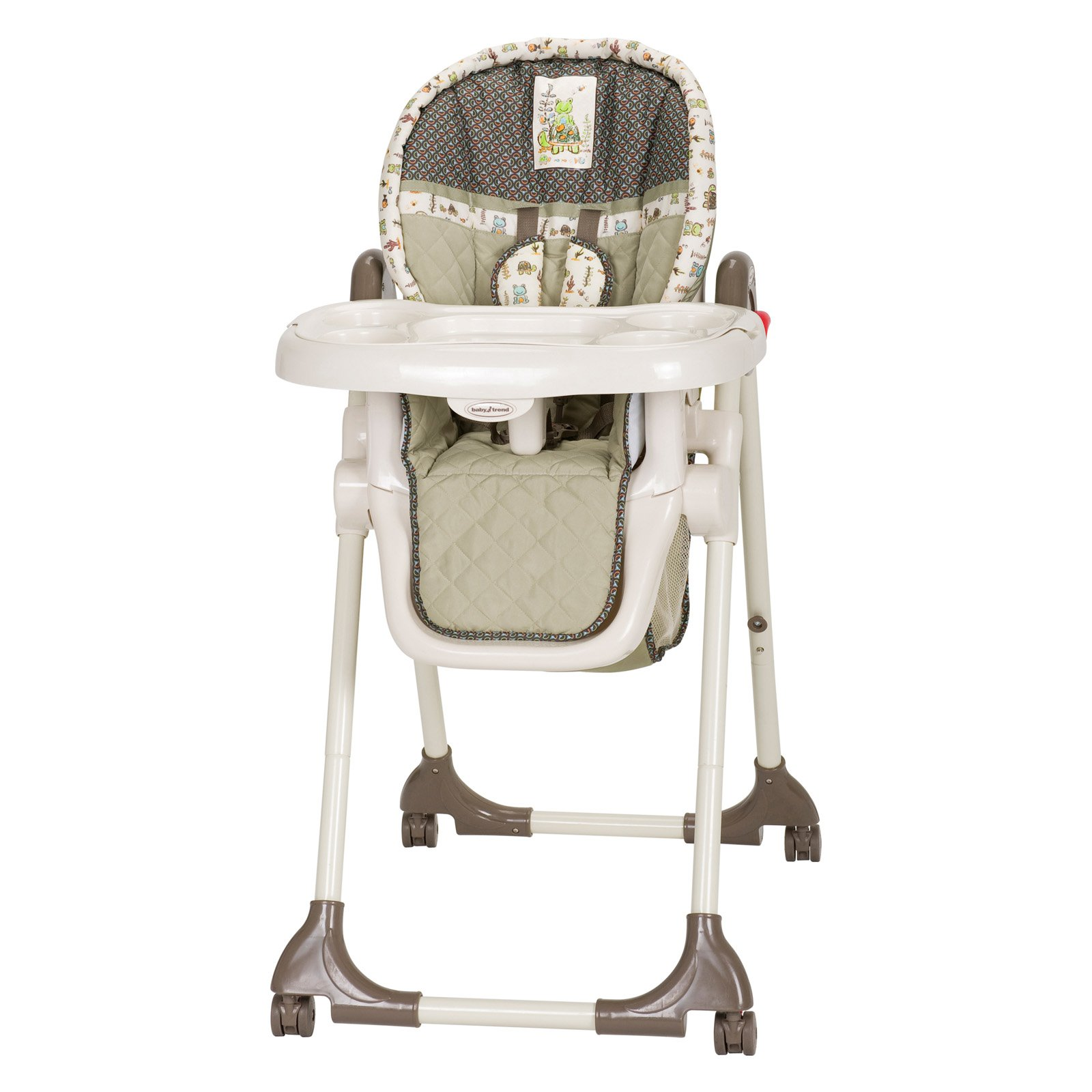 Baby Trend High Chair - Bayou Friends