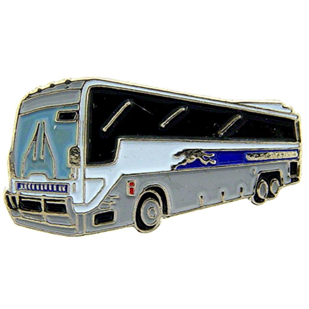 Trailways Bus Pin 1