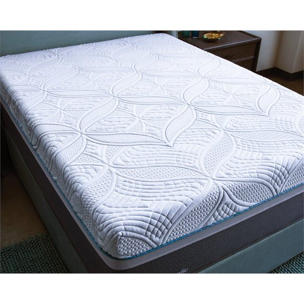 Sealy Posturepedic Hybrid Copper Plush King Mattress Set Walmart Com Walmart Com
